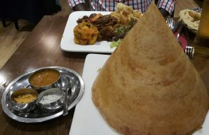 Tharavadu Leeds - Kozhi Dosa
