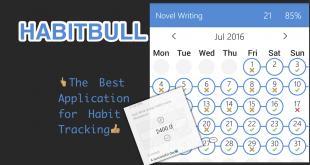 HabitBull for Habit Tracking