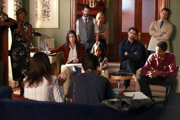 How to Get Away with Murder? - Season 3