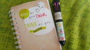 My Notebook of Ideas