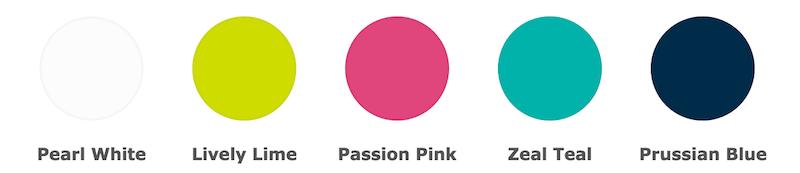 Primary Colours for www.sonysimon.com