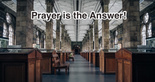 Prayer is the Ansswer